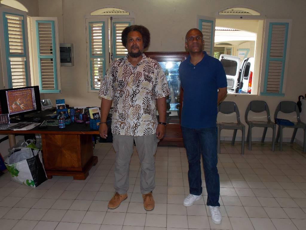 Henry et Jean Yves