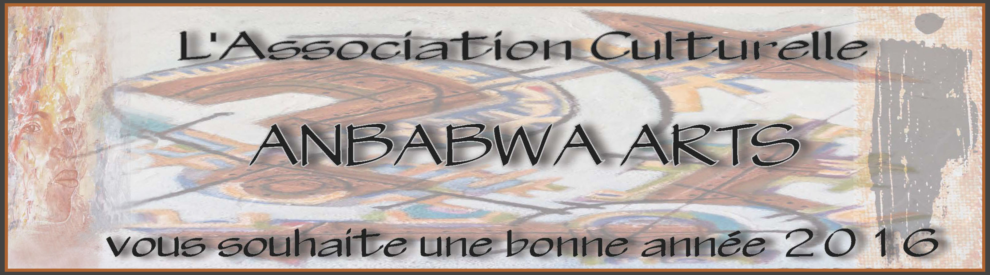 carte de voeux ANBABWA