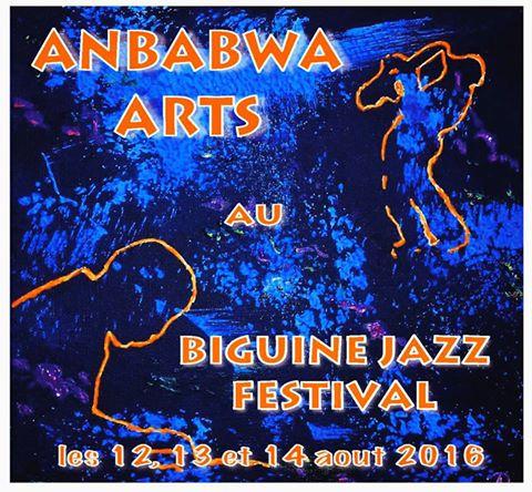 Anbabwa au biguine jazz 2016