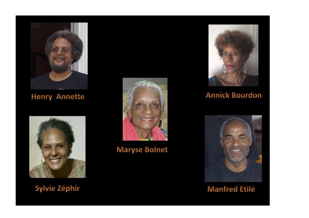 Les plasticiens d'Anbabwa Arts