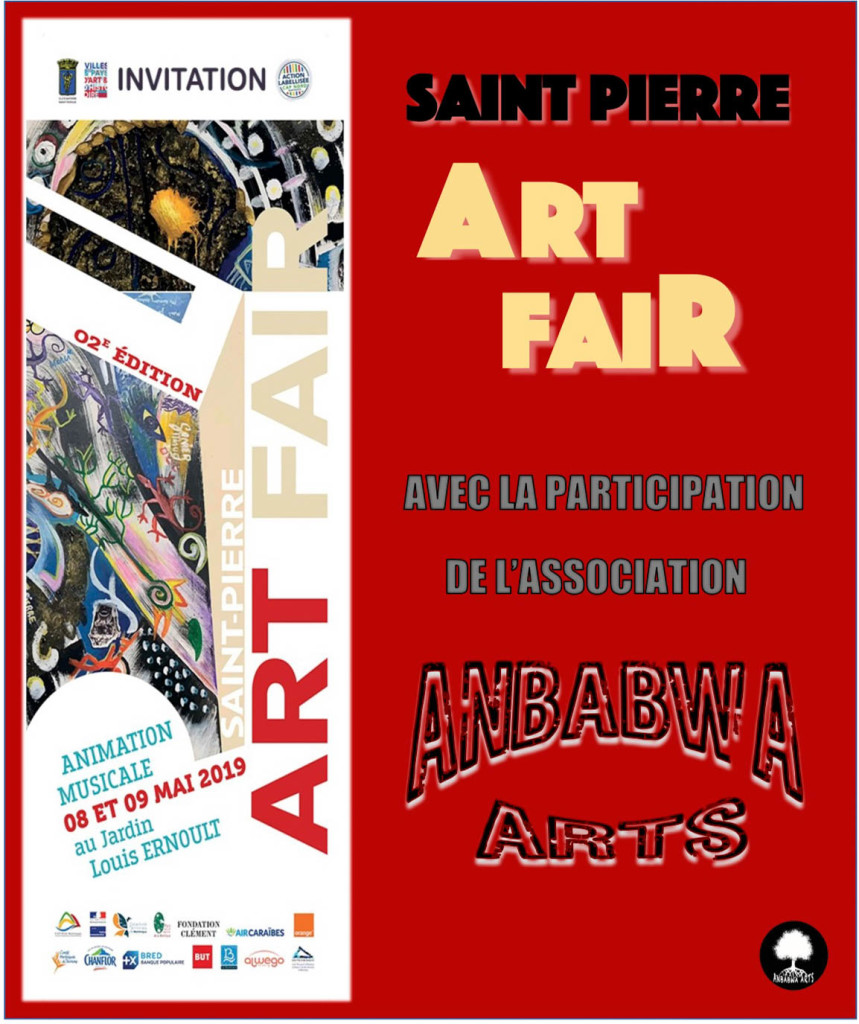 Affiche art fairbis 2019