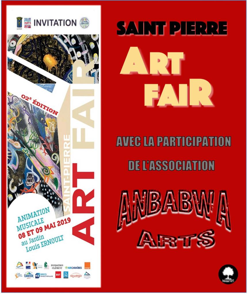 Affiche art fairbis 2019