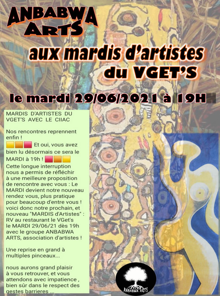 affiche vgets 2021